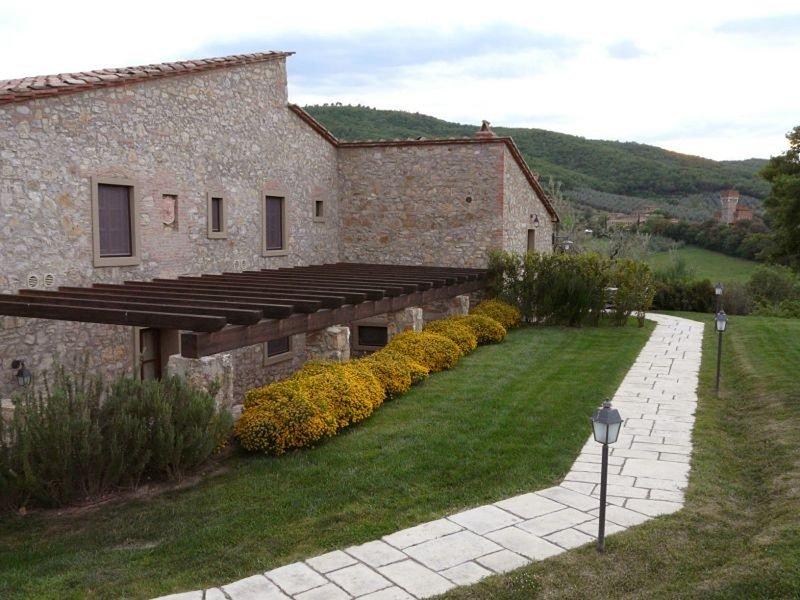 Casa del Riccio - Poggio Cennina Country Resort, casa vacanza a Ambra