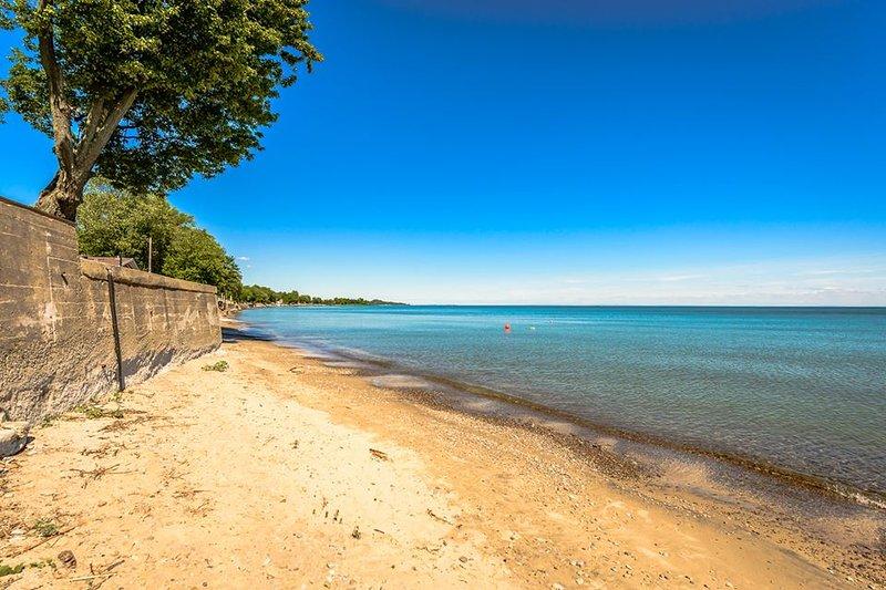 Private Beach - Sunset Bay