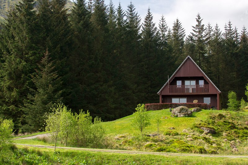 Ghillies chalet, holiday rental in Tyndrum