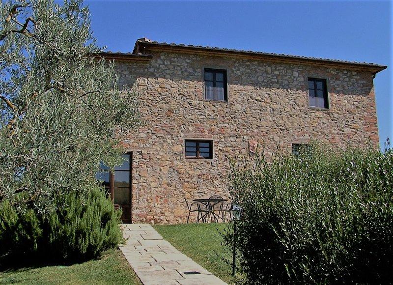 Casa del Cinghiale - Poggio Cennina Country Resort, alquiler de vacaciones en Bucine