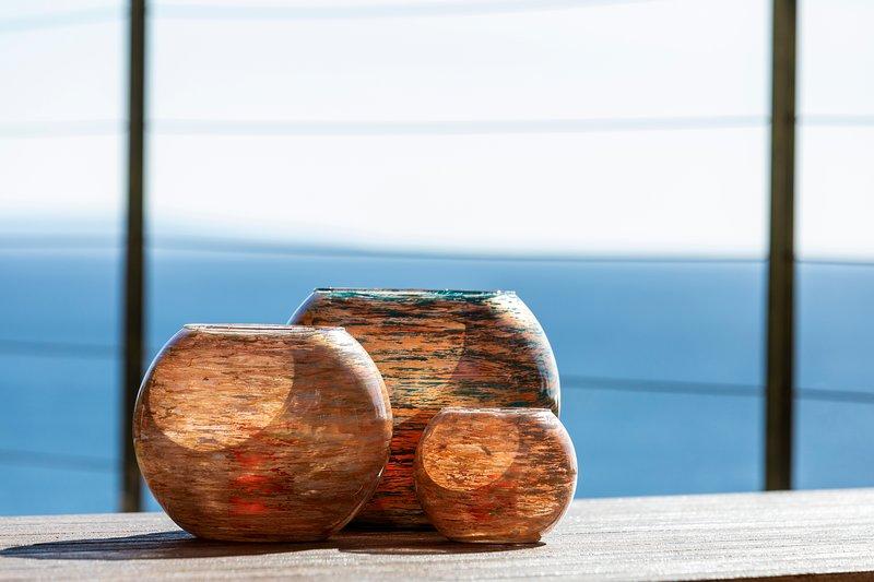 Villa Infinity - Luxury Minimalist Villa 3 pools & jacuzzi, location de vacances à Roca Llisa