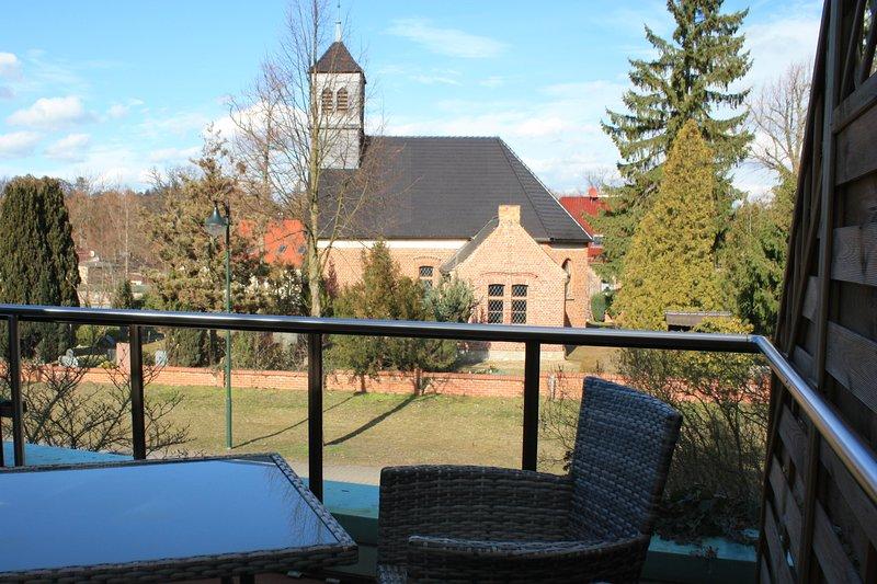 Maisonette - Village Green View, vacation rental in Bad Saarow