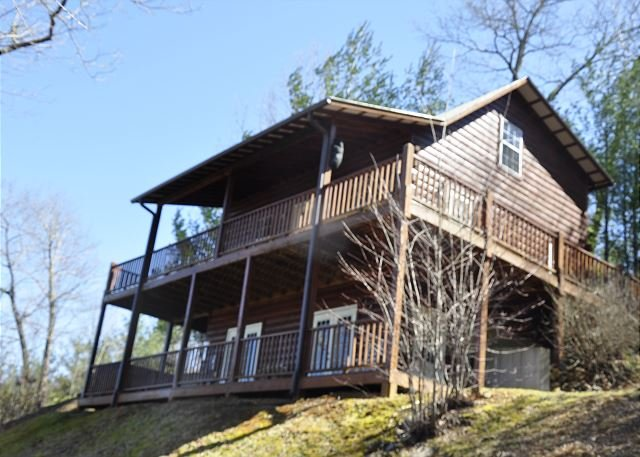 MAKING MEMORIES FOR NATURE'S CONNECTION EXPERIENCE. DOG FRIENDLY & HT, casa vacanza a Blairsville