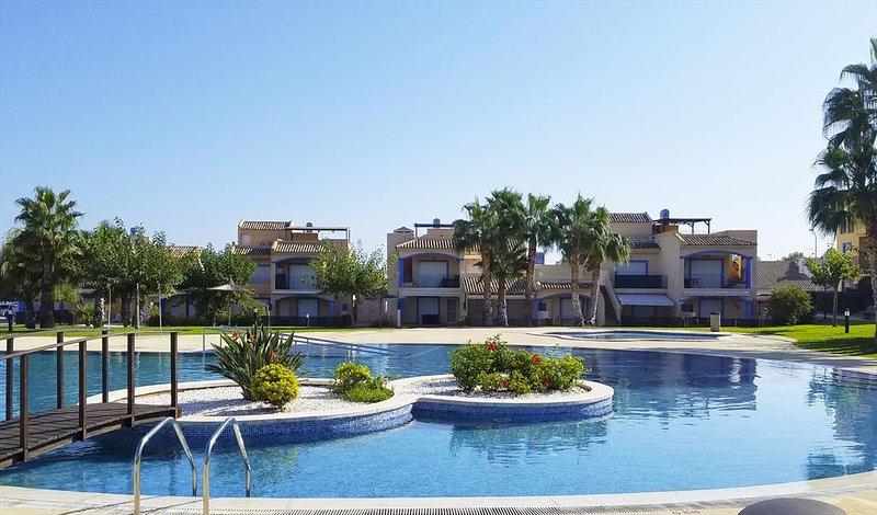 AP2223 Paradise El Verger, holiday rental in Llosa de Camacho