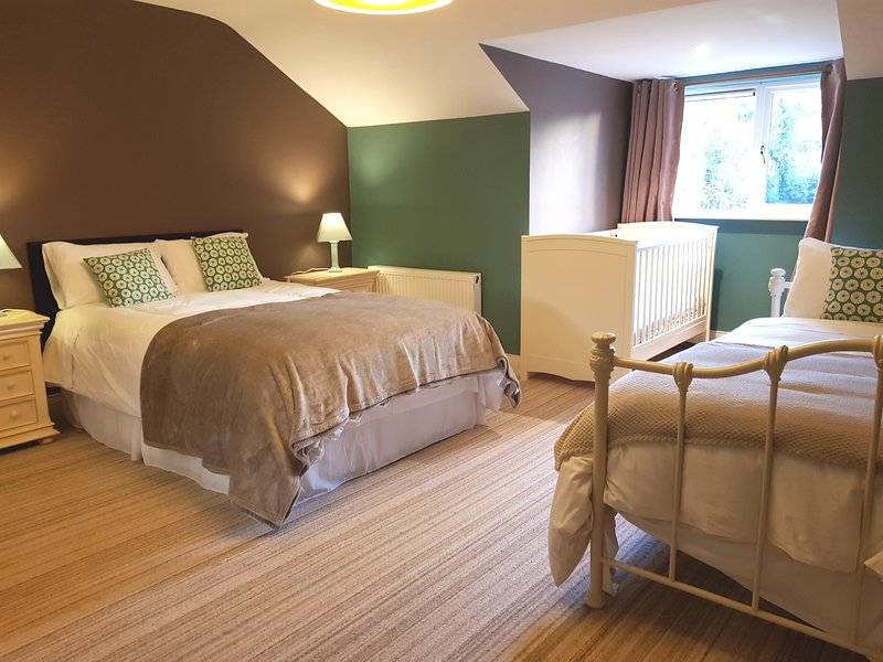 Ethan House Killarney - Torc Suite, holiday rental in Headford