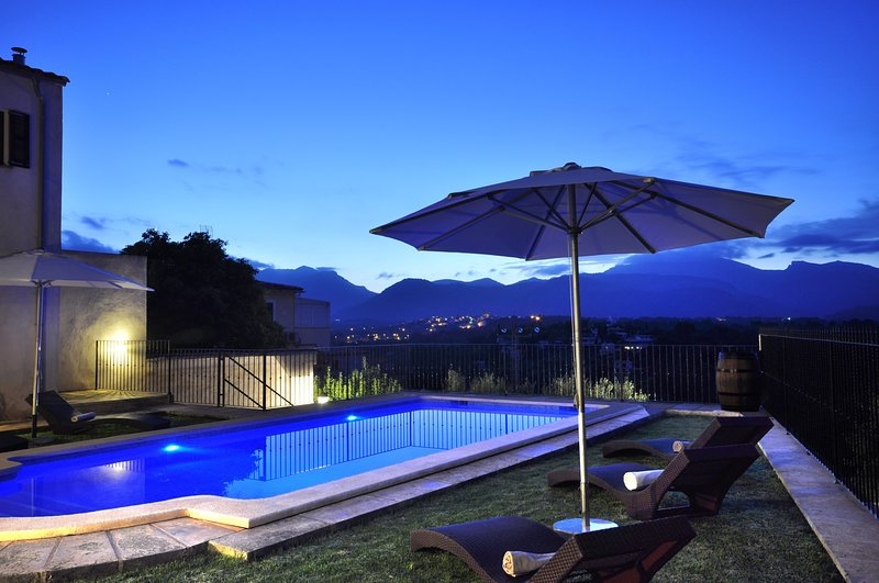 CAN JOAN JULIA - Villa for 12 people in Buger, vacation rental in Buger