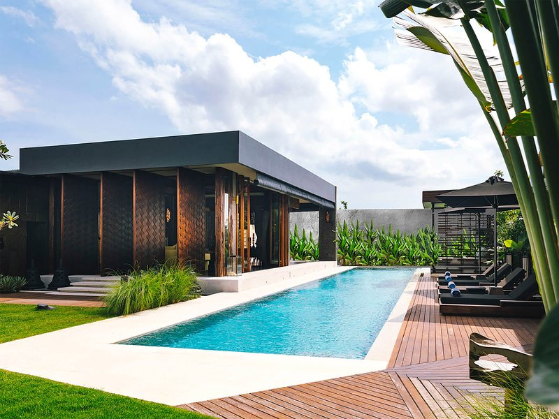 Villa Kayajiwa, 4BR, Canggu, holiday rental in Tanah Lot