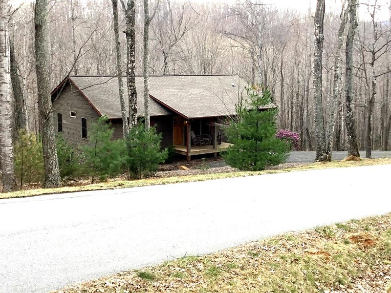 Carolina Dream-4 BR, Pet Friendly, WIFI, Game tables, Fire pit, Paved Street, holiday rental in Fleetwood