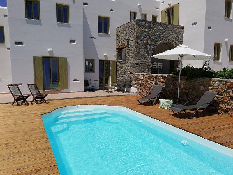 Agiasi Villas - Villa 3, vacation rental in Lefkes