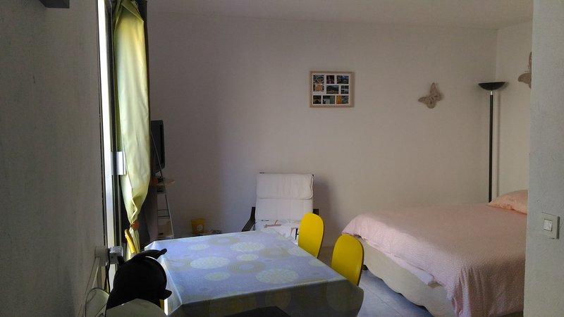 Studio pour Curiste ou Vacanciers, vacation rental in Thoard