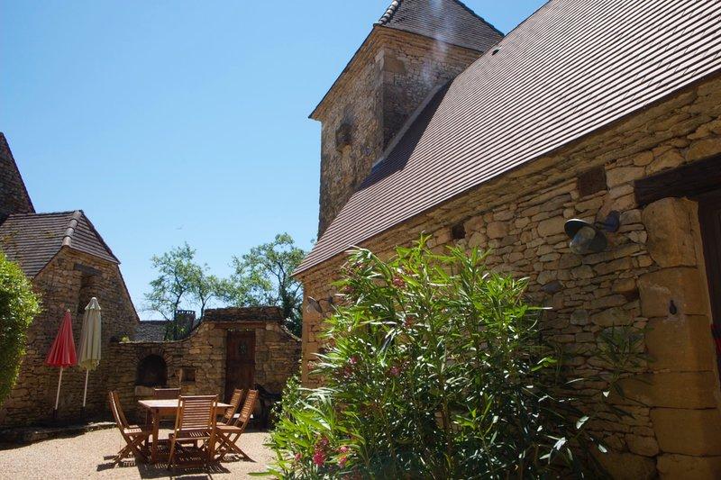 Le Pigeonnier (Le hameau du Castanet), location de vacances à Tamnies