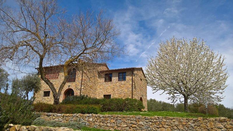 Casa Scoiattolo - Poggio Cennina Resort, casa vacanza a Ambra