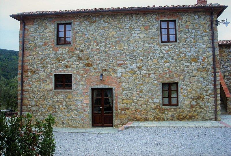 Casa della Poiana - Poggio Cennina Country Resort, alquiler de vacaciones en Bucine