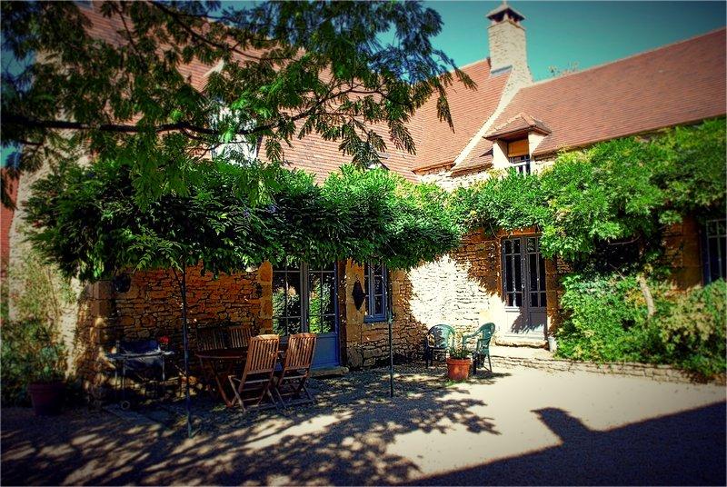 La Petite Maison (Le hameau du Castanet), location de vacances à Tamnies