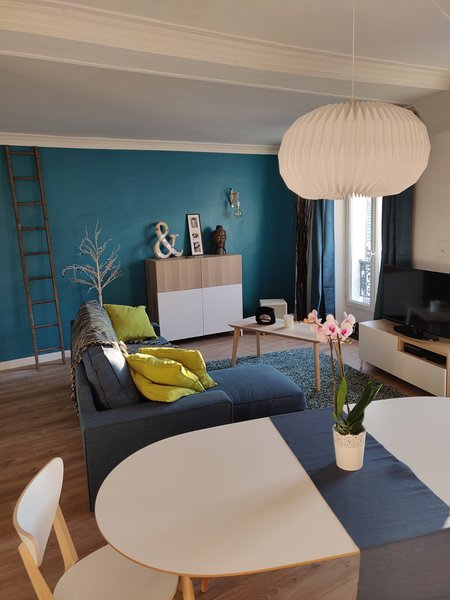 Apartment in Crécy-la-Chapelle, holiday rental in Chailly-en-Brie