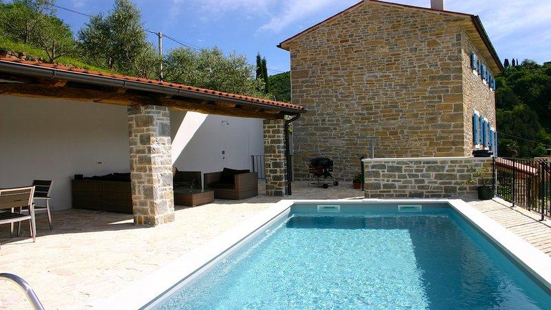Holiday home Villa Kentic, alquiler de vacaciones en Buzet