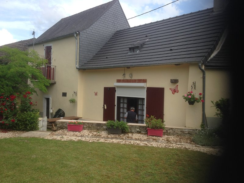 la St Lazare, holiday rental in Brignac-la-Plaine