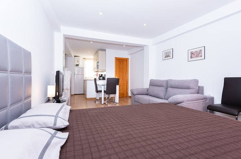 Modern and central apartment, holiday rental in Nerja