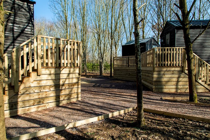 Treehouse Brambling, holiday rental in Erlestoke
