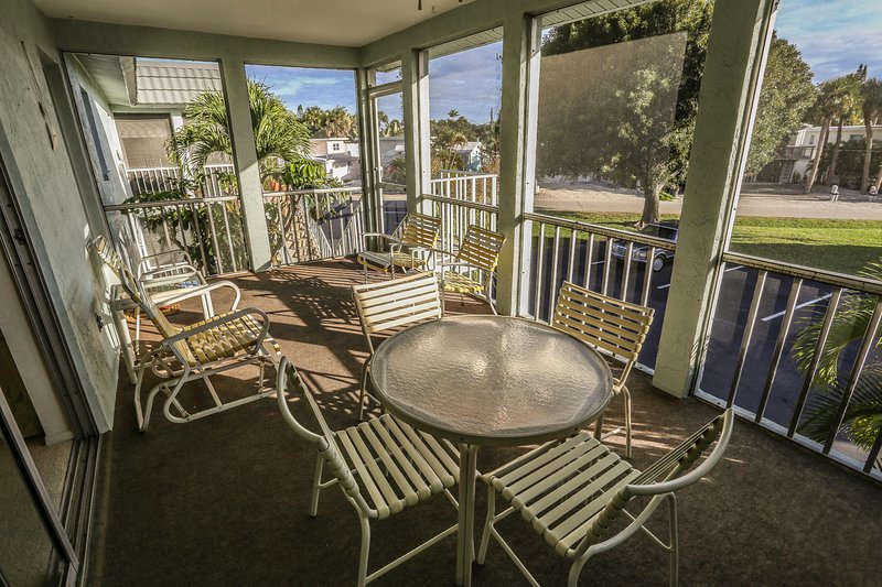 Welcome to Westwind #3-3, your quiet, spacious, comfortable, and well-located, holiday rental in Fort Myers Beach