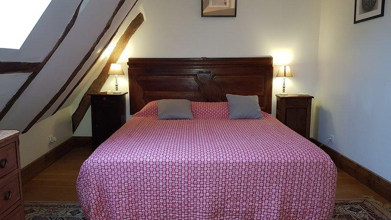 Marqueyssac gardens bedroom
