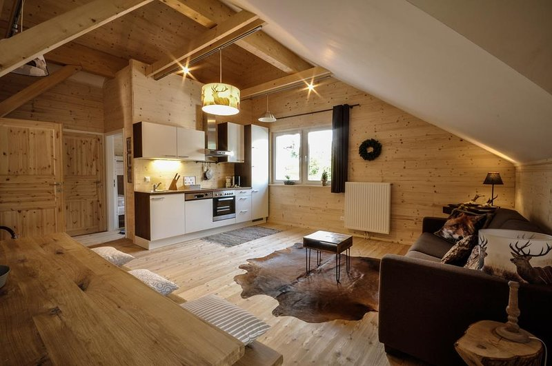 Steirer Apartment, vacation rental in Sankt Aegyd am Neuwalde