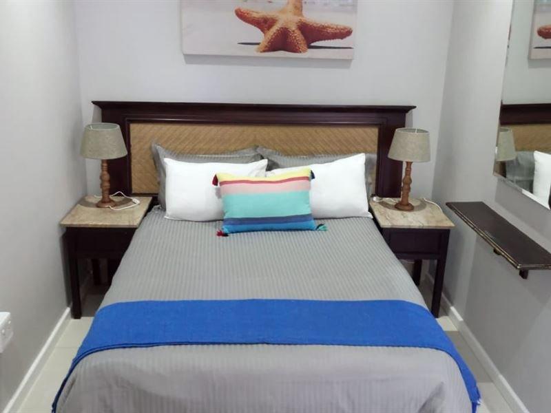 One Bedroom Apartment Sea View Unit 1/4, alquiler de vacaciones en Ballito