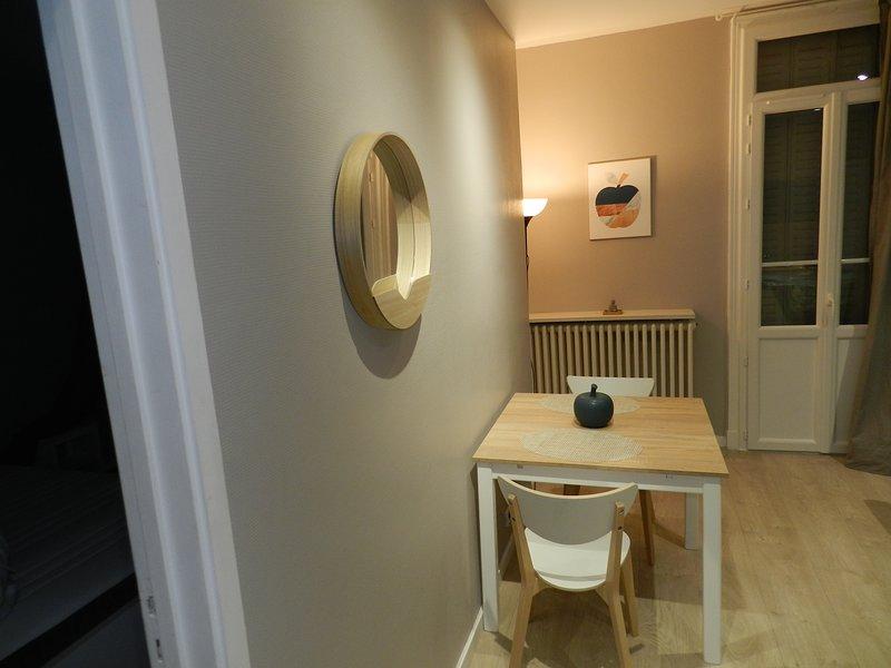 Appartement T2 Meuble A 10 Minutes De Clermont Ferrand Tripadvisor Chamalieres Location De Vacances
