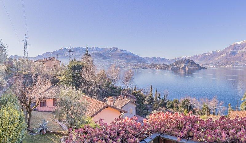 Il Tramonto sul Lago Varenna, casa vacanza a Ortanella
