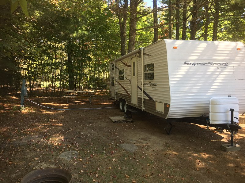 Maine camper (campah) rentals, holiday rental in Brewer