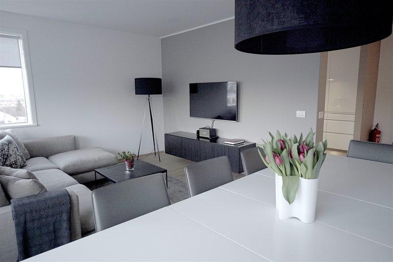 Óm Apartments, Apt 202, aluguéis de temporada em Reykjavik