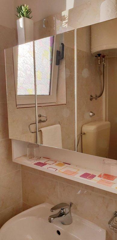 SA2 (2): bagno con wc