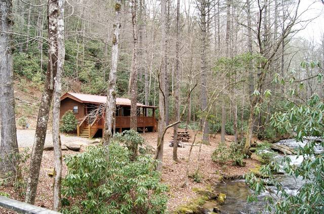 On The Creek, vacation rental in Murphy