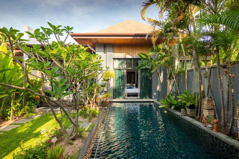 Comfortable 2br Pool Villa in Center Nai Harn, holiday rental in Ban Trisuk
