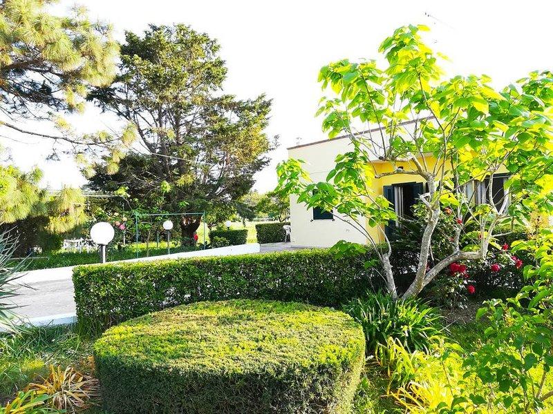 Casa Vacanza Villa Maddalena Otranto 8/10 posti, holiday rental in Otranto