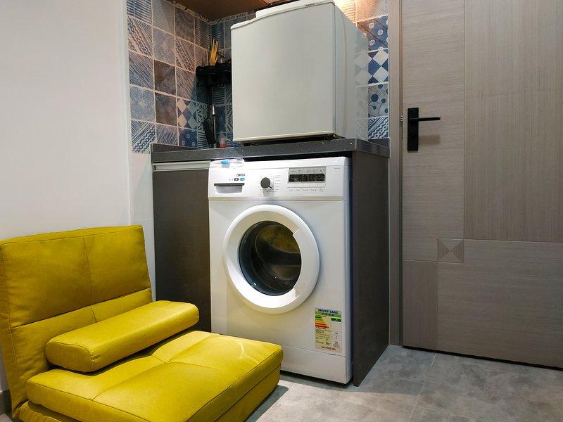[728NR-8A] Beautiful 1 bed room apartment at  Nathan Road, Mong Kok, alquiler vacacional en Hong Kong