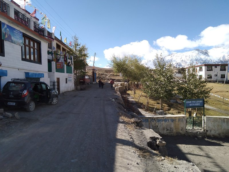 Deshek homestay, kibber, holiday rental in Kibber