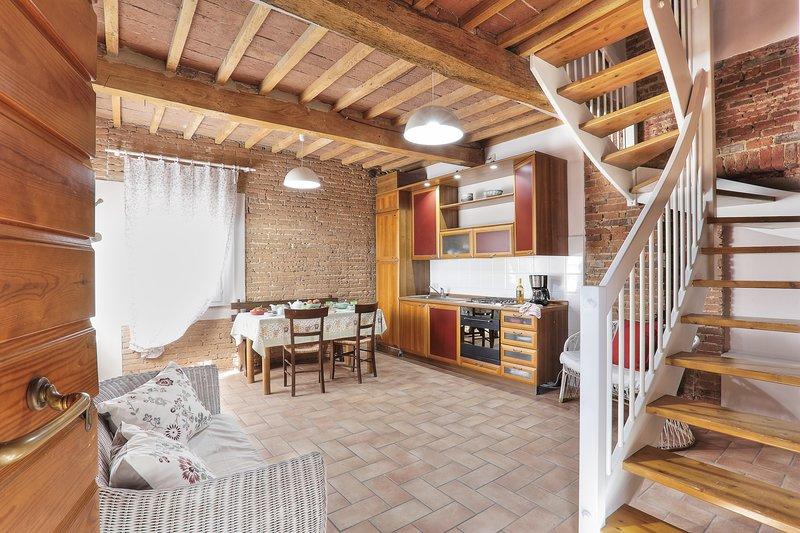 elegante appartamento panoramico, holiday rental in Montechiari