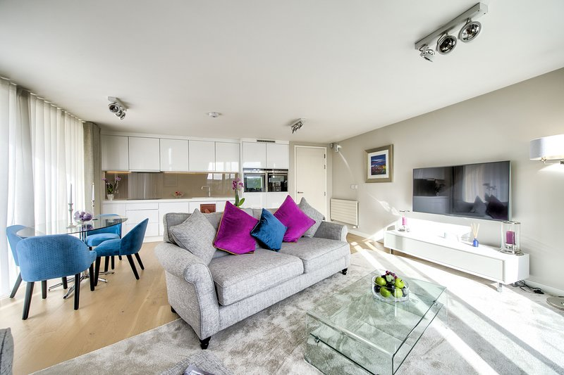 Luxurious apartment 10 minute walk from Old Course, holiday rental in St. Andrews