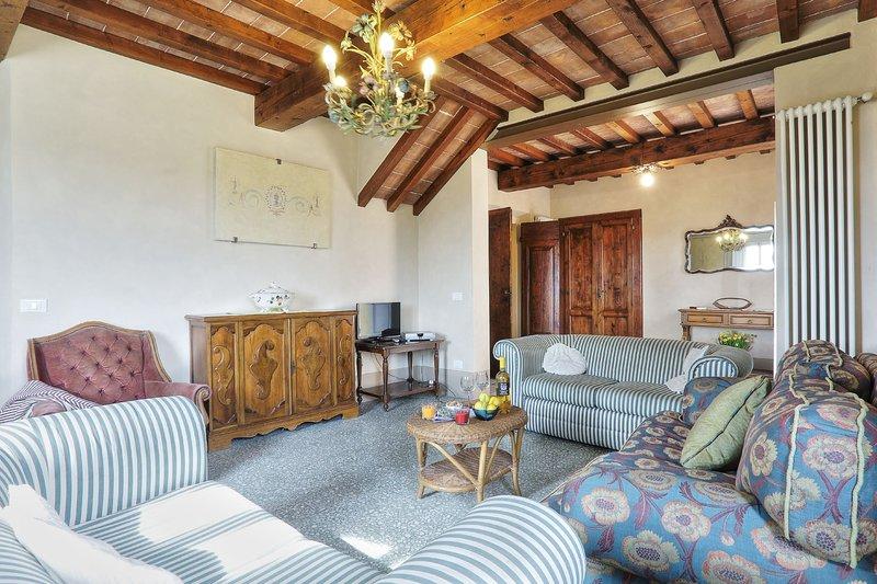Casa di charme la Canonica, holiday rental in Partino