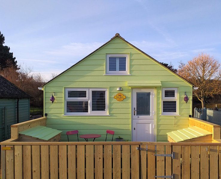 Holi Moli Beach Hut, vacation rental in Exmoor National Park