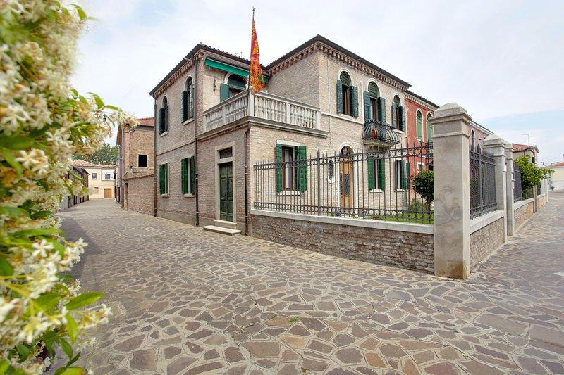 Ca' Bernardo Garden, holiday rental in Tessera
