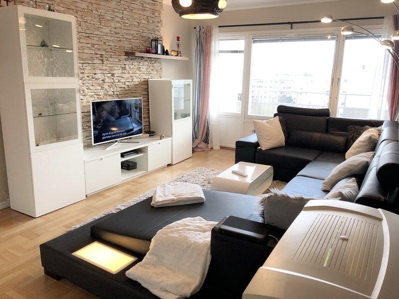 Joanna &Alex Cosy apartment – semesterbostad i Ösmo