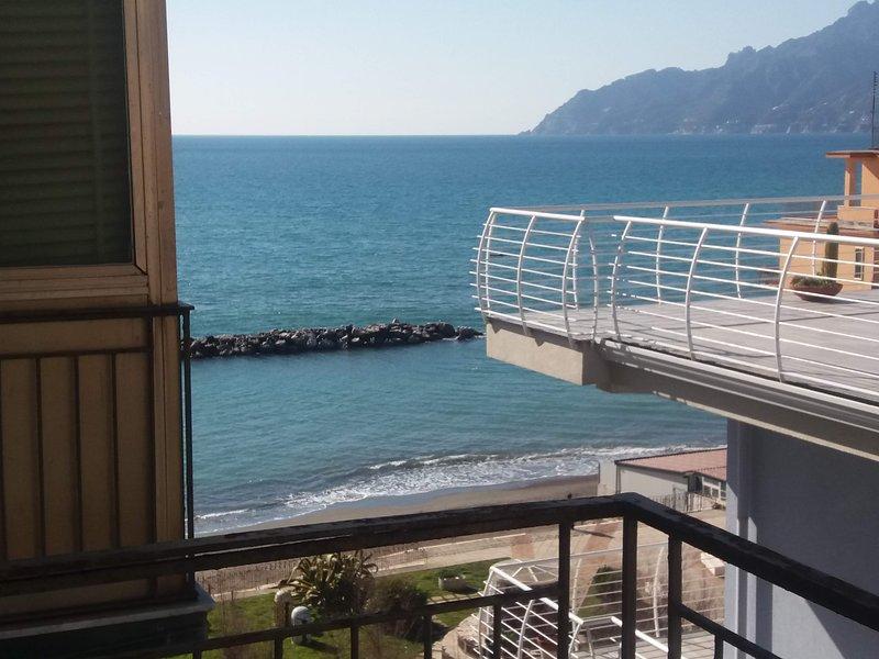 Il mio b&b si trova a pochi metri dal mare. Si trova in una ricca di attività, holiday rental in Pontecagnano Faiano
