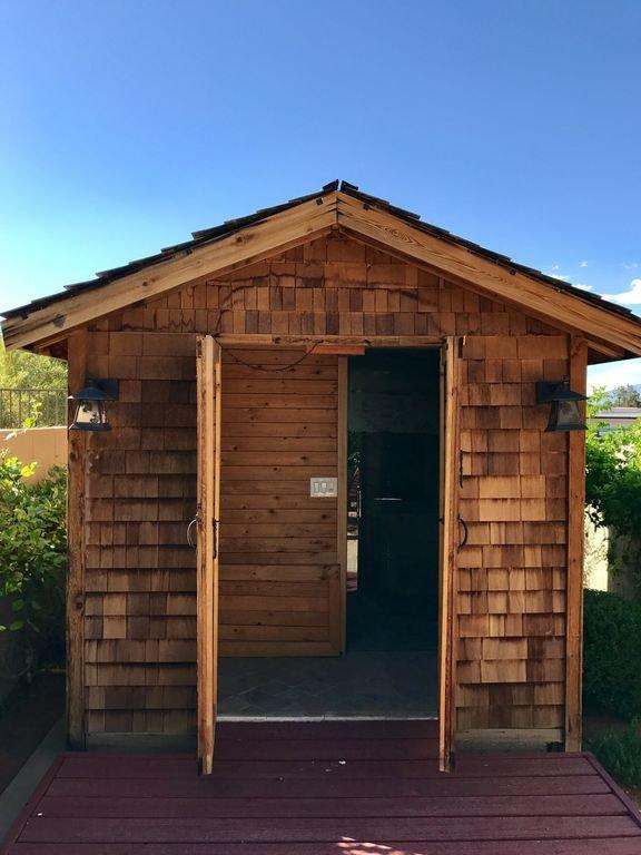 European Stone Steam Sauna
