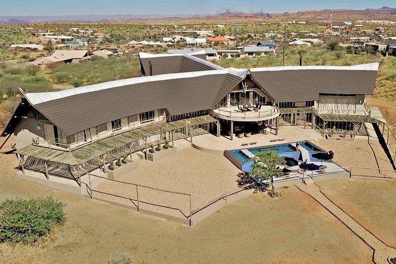 100Zebra, vacation rental in Windhoek