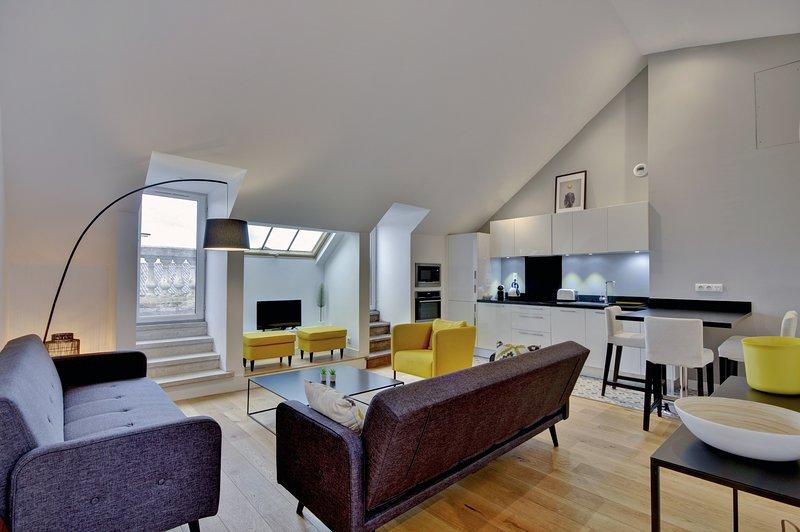Les Hauteurs - Magnifique appartement Terrasse, location de vacances à Villenave D'ornon