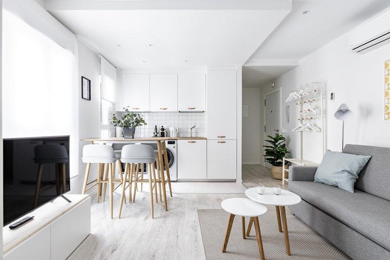 Olala MAD Apartment 1A, location de vacances à Vaciamadrid