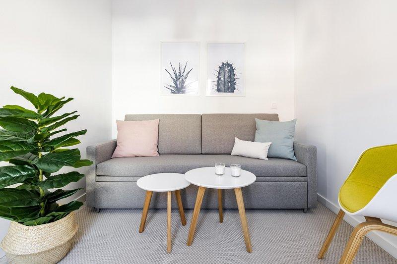Olala MAD Apartment 2C, location de vacances à Vaciamadrid