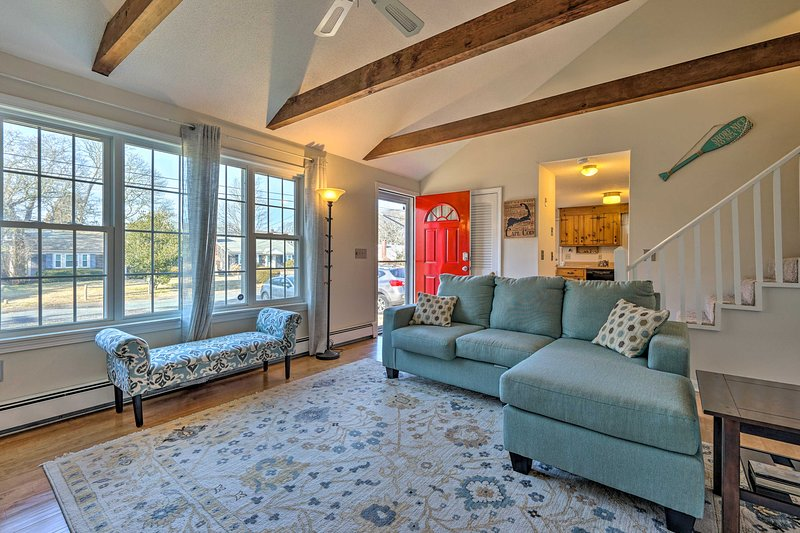 Welcome to your Cape Cod home-away-from-home!